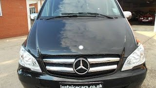 Mercedes-Benz Vito 2011 Videos