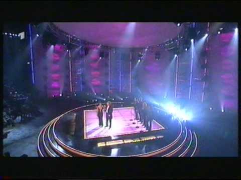 Ireen  Sheer & Bernhard Brink Es ist niemals zu spaet NF 2002