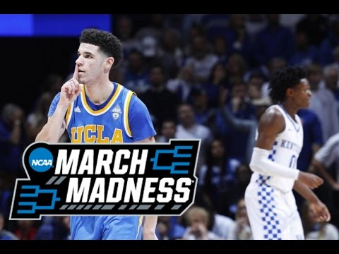 2017 March Madness Bracket Predictions! NCAA Tournament 2017 Bracketology