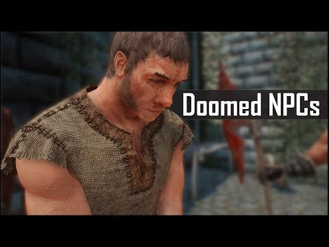 Skyrim: 5 Doomed Characters You Won't Be Able to Save in the Elder Scrolls 5: Skyrim thumbnail