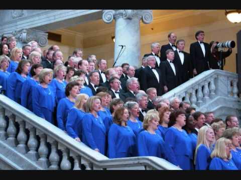 The Mormon Tabernacle Choir - The Holy City