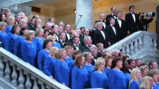The Mormon Tabernacle Choir - The Holy City