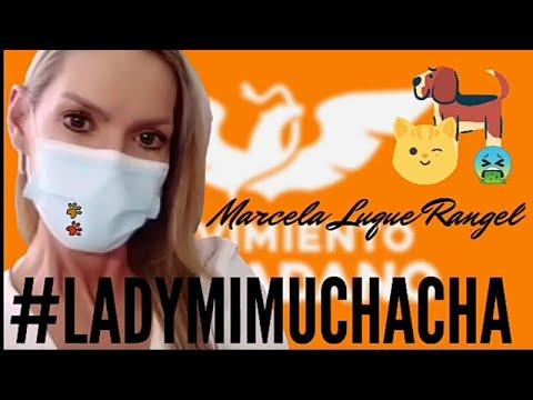 SENADORA SUPLENTE MARCELA LUQUE RANGEL#LadyMiMuchacha