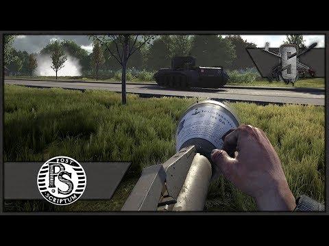 Panzerfaust Tank Hunting - Post Scriptum Closed Alpha Test |