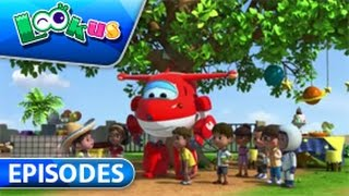 【Official】Super Wings - Episode 24
