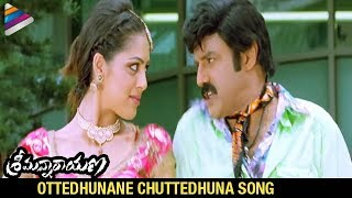 Srimannarayana Full Songs HD - Ottedhunane Chuttedhuna Song - Balakrishna, Isha Chawla, Parvathi