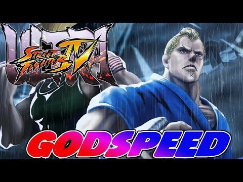Godspeed Abel! Road To Street Fighter V Part 1