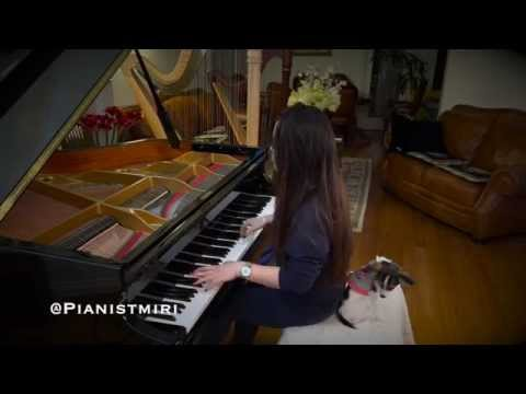 One Direction - Infinity | Piano Cover by Pianistmiri 이미리