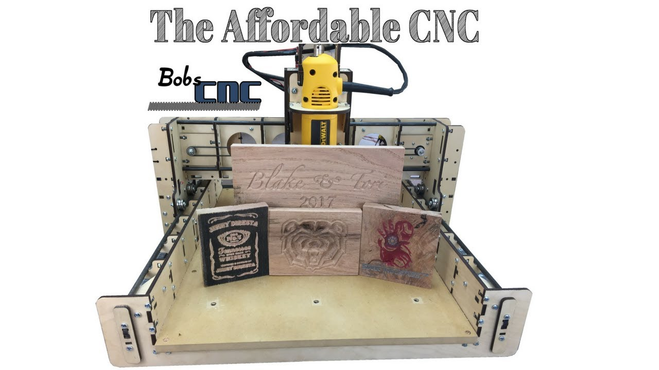 The Best CNC Kits for Beginners | Starter Kits | Scan2CAD