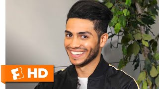 Mena Massoud Talks 'Aladdin' Casting & Hanging with Will Smith | 'Aladdin' Interview | Fandango