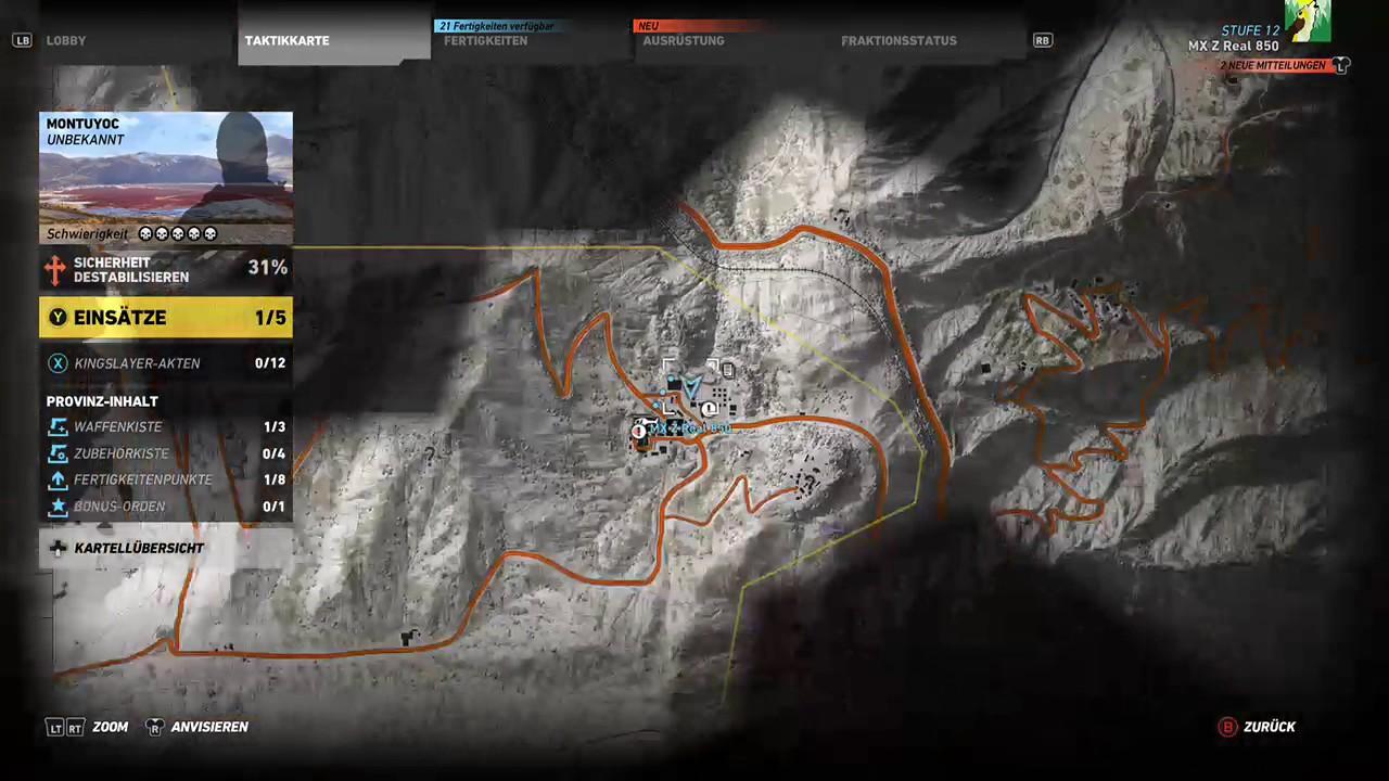 wildlands how to find hti sniper