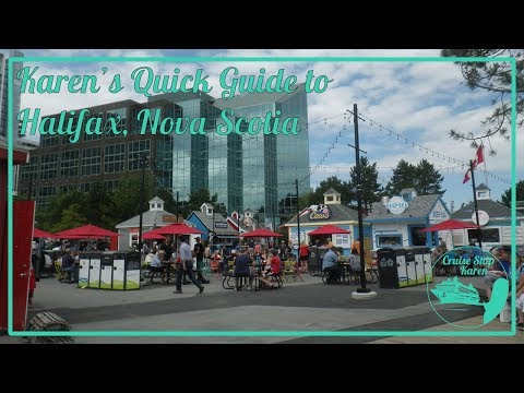 Karen's Quick Guide to Halifax, Nova Scotia