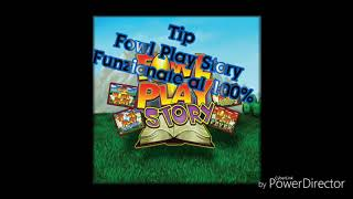 Tip/Trucco fowl play story 2017