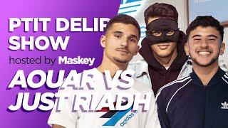 AOUAR vs JUST RIADH / MASKEY – Ptit Delire Show