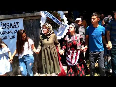 Ağasarlı Zehra Horon - Elmaçukuru Köyü Gökçepınar Yaylası 2017