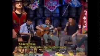 Aquela Rosa - Geraldo Azevedo, Alceu Valença e Maestro Spok
