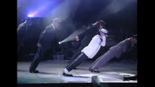 Michael Jackson - Smooth Criminal Live In Bucharest 1992 (HD)