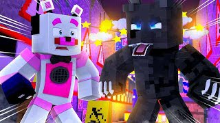 Twisted Wolf's Revenge! Minecraft FNAF Roleplay