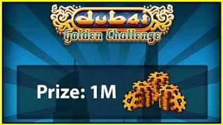 Miniclip 8 Ball Pool - 1M Online Multiplayer Match - Dubai Golden Challenge
