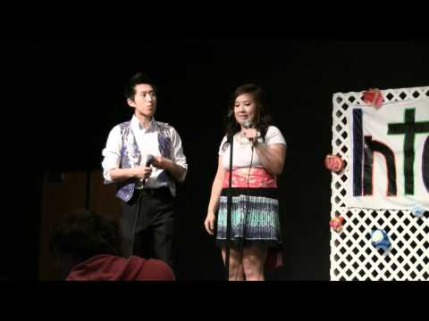 Kousee Lee and Chong Yang -AHS International Night 11