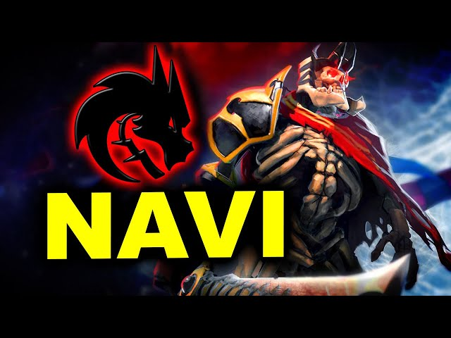 NAVI vs SPIRIT - RAMZES666 New Roster - DPC EEU SEASON 2 ESL ONE DOTA 2