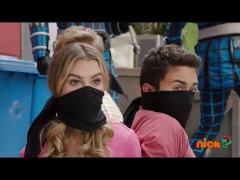 """Power Rangers Ninja Steel - Captured Power Rangers   Episode 16 """"Monkey Business"""""""