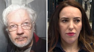video: Watch: Downing Street refuses to accept petition from Julian Assange's partner against extradition