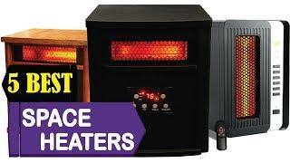 5 Best Space Heaters 2018 | Best Space Heaters Reviews | Top 5 Space Heaters