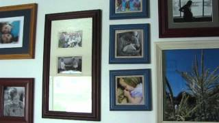 How To Make A Picture Frame Wall