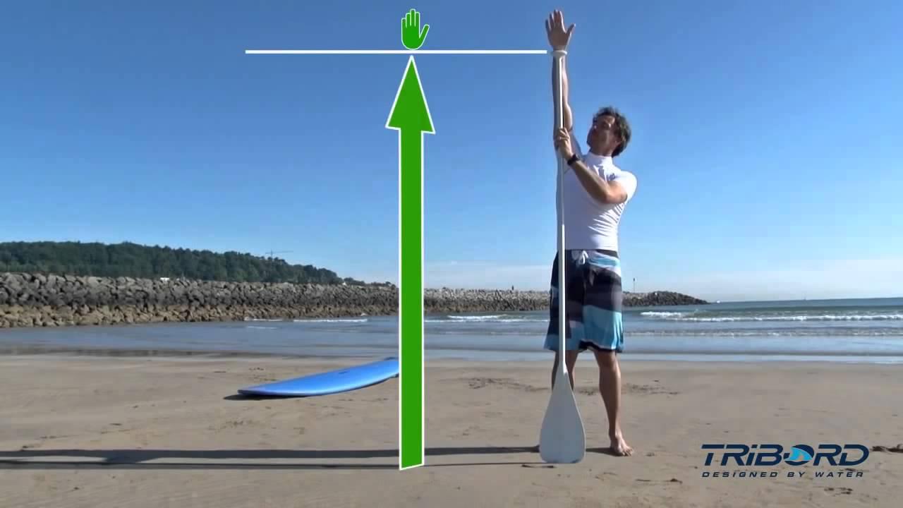 794589d41 Como regular seu remo de Stand Up Paddle - Exclusividade Decathlon ...