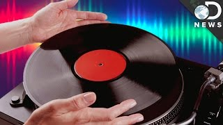 How Is Music Stored On Vinyl Records?