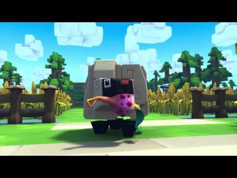 SkySaga: Infinite Isles - Animated Trailer - Eurogamer