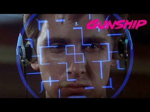 GUNSHIP - The Video Game Champion [Official Lyric Video]
