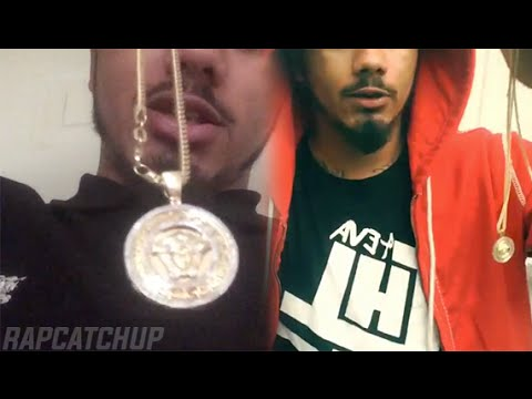 OHIO RAPPER SETS UP + ROBS YOUNG CARTEL FOR HIS CHAIN [VIDEO]