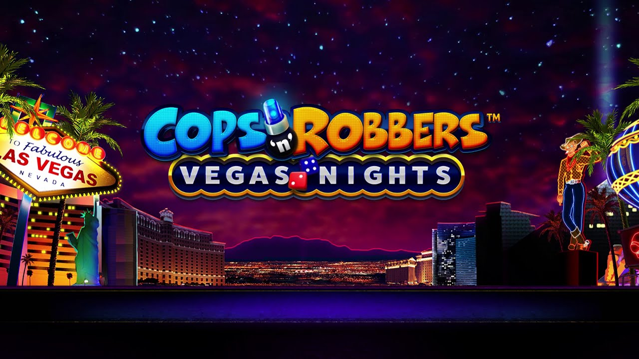 Cops 'n' Robbers Vegas Nights Slot Play Free ▷ RTP 95.2% & Medium Volatility video preview