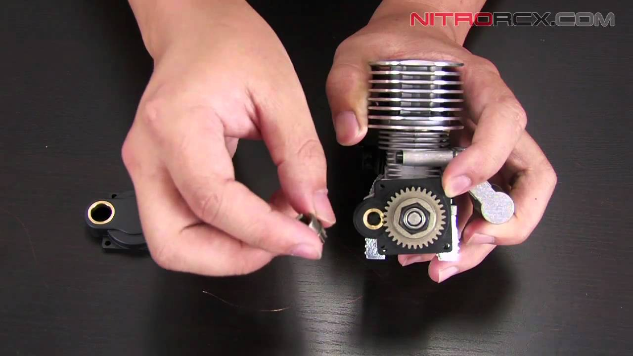 Nitrorcx Guide How To Install Electric Starter On A Nitro Rc Car Box Wiring Diagram Youtube