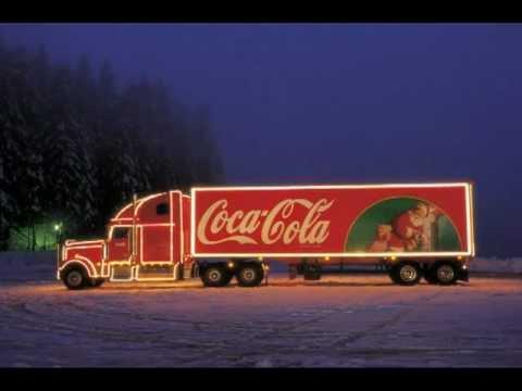 Coca Cola Werbung Weihnachten 2010 (Song)  Train - Shake up christmas