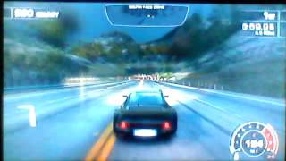 Need for Speed: Hot Pursuit (RACER) Sports car named Desire (EP 8)