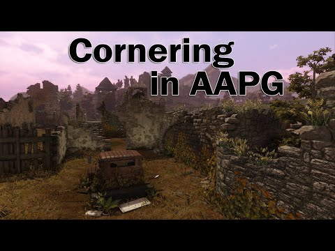 How to Take Corners in AAPG