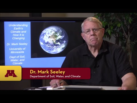 Understanding Earth's Climate. Full Presentation.