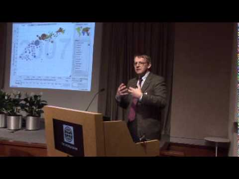 Hans Rosling at World Bank: Open Data