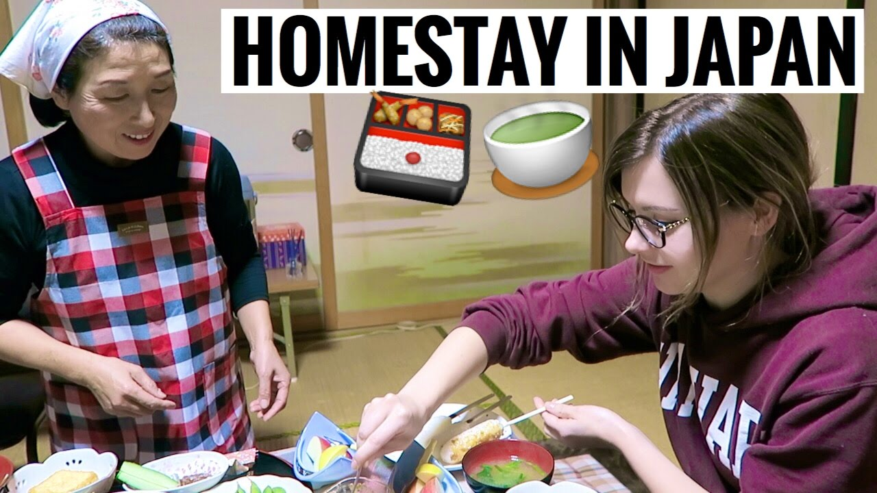 Download MY JAPANESE HOMESTAY EXPERIENCE [Pt. 1]