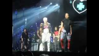 Most Girls/Hell Wit Ya/You Make Me Sick - P!nk 02 Arena 28.04.13