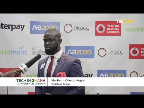Tech in Ghana Conference London 2017