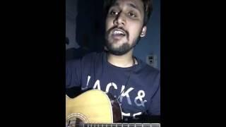 Alfazon ki tarah(Ankit tiwari) song || guitar cover || by Årpit
