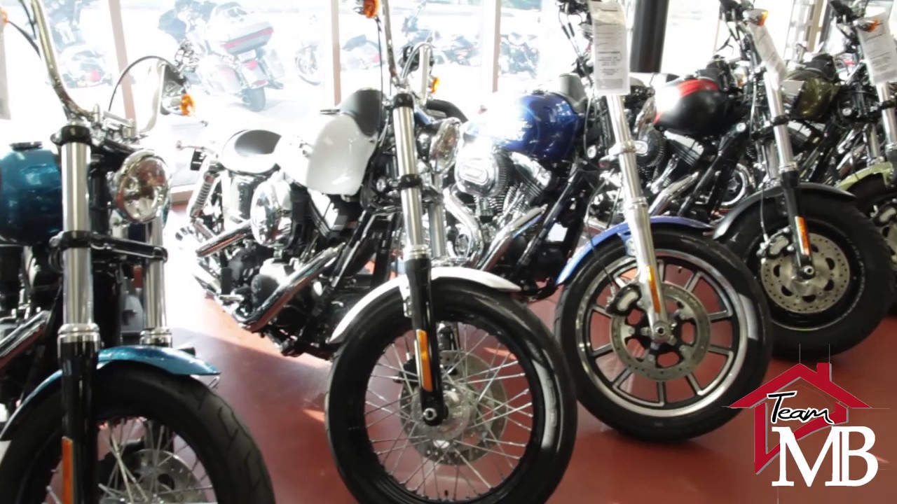Mackie Harley Davidson - Oshawa, Ontario - YouTube