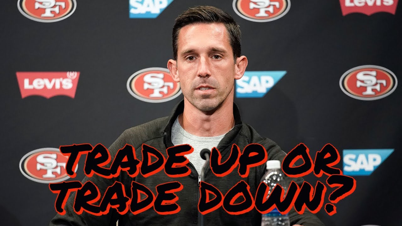 Download Should the 49ers Trade Up or Down from Pick 12?