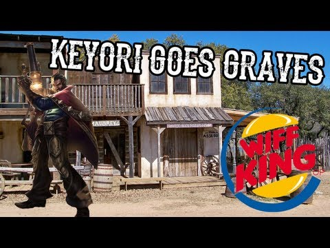 KEYORI GOES GRAVES