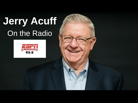 Jerry Acuff LIVE on the Radio from Illinois discussing Paternity Leave