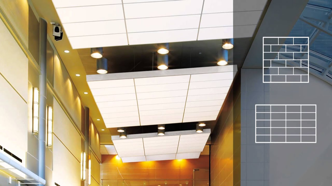 What S New In Commercial Ceilings Fall 2013 Youtube